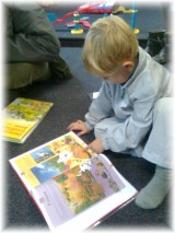 Malý čtenář Vilda Krejčí